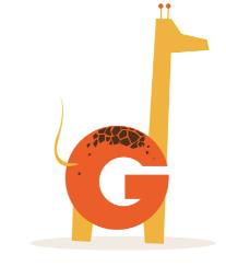 Les girafes de la crèche le temps d'un rêve à arras