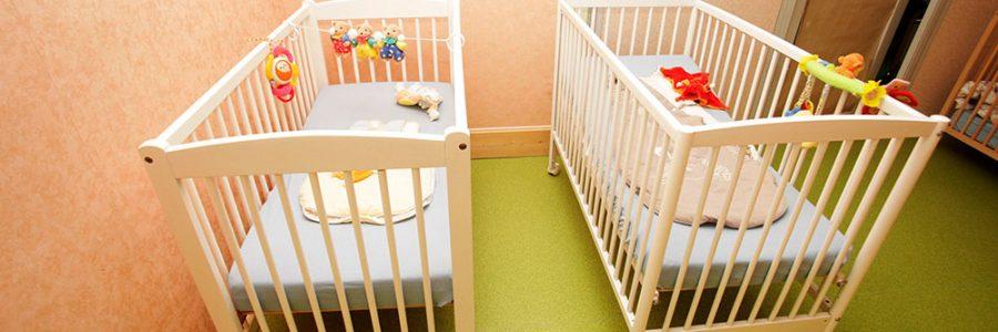 lit bébé à la crèche le temps d'un rêve à Arras